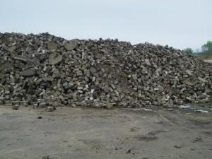 granite pile 020